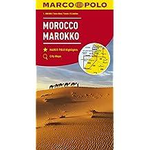 Maroc 1 : 800 000