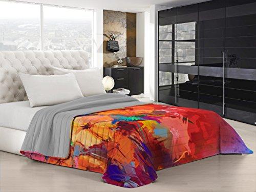 Sogni d'Autore QSD432P Trapuntino Estivo, Cotone, SD43 Matrimoniale, 55x45x18 cm