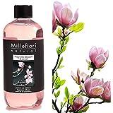 Millefiori Milano carga para difusor de varillas Magnolia Blossom & Wood 250ml