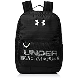 Under Armour Boys Armour Select Backpack Mochila, Niños, Negro (001), One Size