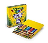 Crayola crayon de couleur (lot de 100) - Best Reviews Guide
