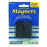 2 Stück Keramik Block Magnet / Magnete Extra Stark