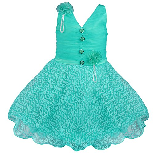 Wish Karo Party wear Baby Girls Frock Dress DNfe1031sg (18-24 Mths)