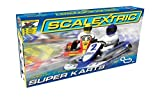 Scalextric 1:32 Scale Super Karts Race Set by Scalextric
