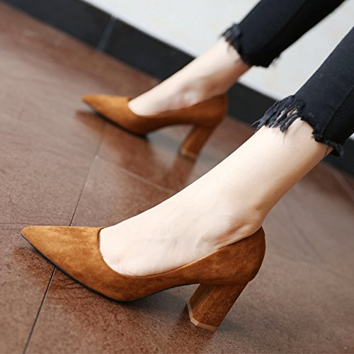 talons à plat personnalité tout match de chauss... 9X8xXmSL9