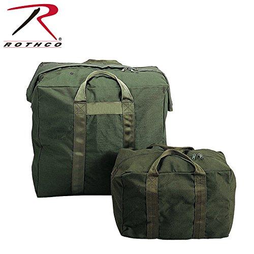 Rothco Enhanced Airforce Crew Bag - Olive Drab (Rothco Force Air)
