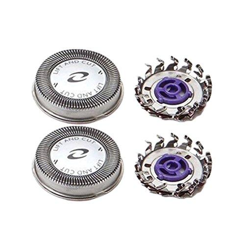 Zhuhaitf Replacement Shaving Cutter / Outer Foils Accessories für Herren for Philip HQ30 HQ40 HQ851 HQ912 HQ902HQ55 HQ56 HQ483 HQ6853 HQ851 HQ852 HQ386 YQ6108 YQ6188 YQ6308 (Head-folie Shaver)