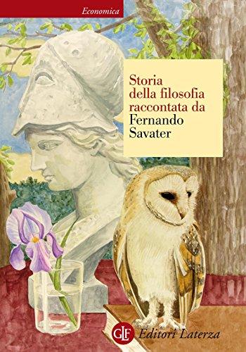 Storia della filosofia raccontata da Fernando Savater (Economica Laterza)