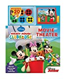 Disney Mickey Mouse Clubhouse Movie Theater: Storybook and Movie Projector by Tisha Hamilton (Adapter), Disney Artists (Illustrator) (7-Aug-2012) Hardcover