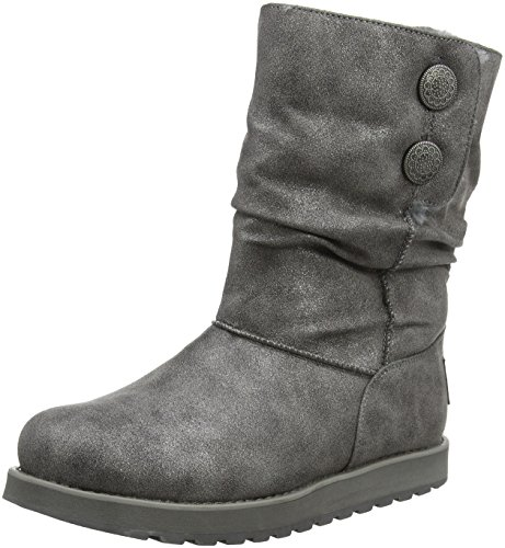 Skechers - Keepsakes Rhodium, Stivali Donna Grigio (Grey (Ccl))