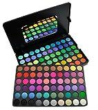 120 Professionelle Lidschatten Palette Lidschattenpalette eyeshadow Makeup Make-Up Set Kosmetik mit Spiegel 1
