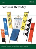 Front cover for the book Samurai Heraldry by Stephen Turnbull