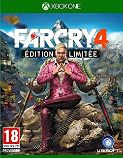 Far cry 4 - édition limitée (B00KFD3BJY) | Amazon price tracker / tracking, Amazon price history charts, Amazon price watches, Amazon price drop alerts