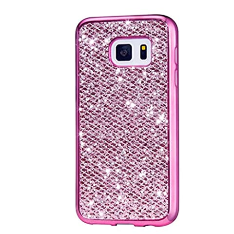 KSHOP Case for Samsung Galaxy A7 (2016) Soft Silicone TPU