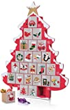 Tobar Christmas Tree Advent Calendar