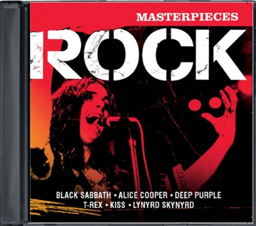 Time Life ROCK - 2CD Masterpieces (European Version)