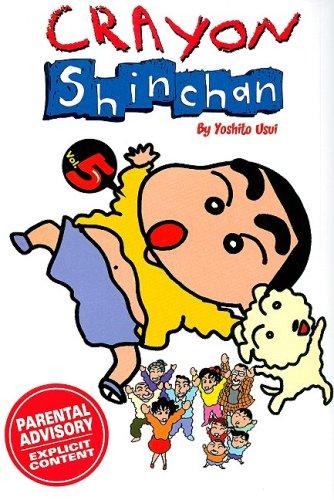 Crayon Shinchan Vol. 05 (Crayon Shinchan - Reissue)