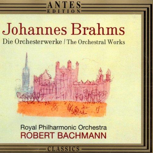 Johannes Brahms: Sinfonie Nr. 1 C-Moll op. 68 - Un poco sostenuto - III. Un poco allegretto e grazioso