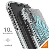 Gear4 Étui de Protection Victoria à la Mode avec Protection avancée Contre Les impacts [Protégé par D3O], Design Mince et élégant pour iPhone XR - Jungle...