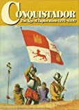 AH: Conquistador, the Age of Exploration 1495-1600, Board Game 2nd Edition by AH Avalon Hill
