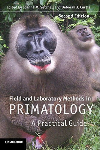 Field and Laboratory Methods in Primatology: A Practical Guide by Joanna M. Setchell (Editor), Deborah J. Curtis (Editor) (3-Feb-2011) Paperback