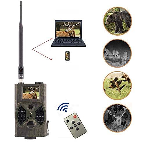 zhengyao HD Jagd Trail Kamera hc-350m für Wildlife Kamera Foto Falle Night Vision Infrarot Bewegungsmelder Jagd Kamera