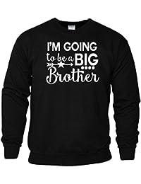 Im Going To Be Big Brother Des gamins Transpiration Drôle Inspiré