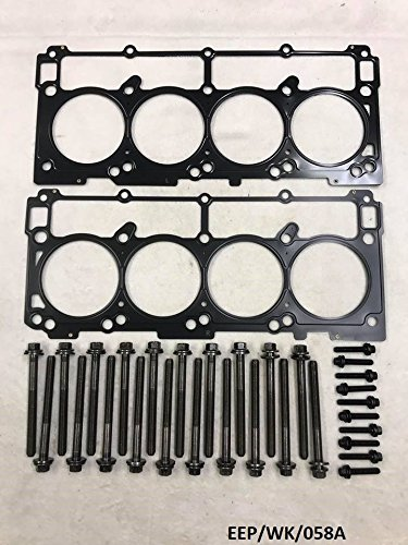 Enginetech 2 x Joint de culasse kit Grand Cherokee WK & Wk2 5 7l  2009–2018/Commander XK 5 7l 2009–2010