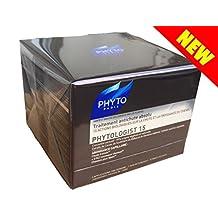 Phytosolba Phytologist 15 - NOUVEAUTÉ : Phyto Phytologist 15 Traitement antichute absolu !! Coffret de 12 fioles de 3,5 ml avec embout applicateur