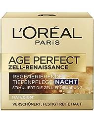 L'Oreal Paris Gesichtscreme Age Perfect Zell Renaissance Gesichtspflege Nacht 50ml