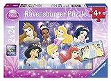 Puzzle Disney Principessa 2x24 Pezzi