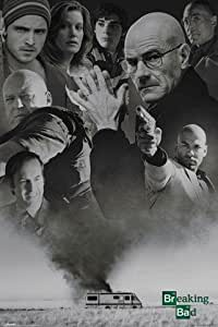 Posters: Breaking Bad Poster - Up In Smoke (91 x 61 cm)