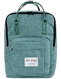 HotStyle Nett Rucksack Schulrucksack mit 14 zoll Laptopfach (37x27x14cm)