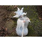 Väterchen Frost, Figur für den Jahreszeitentisch, Winter, König Winter
