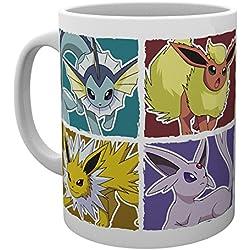 GB Eye LTD, Pokemon, Eevee Evolution, Taza