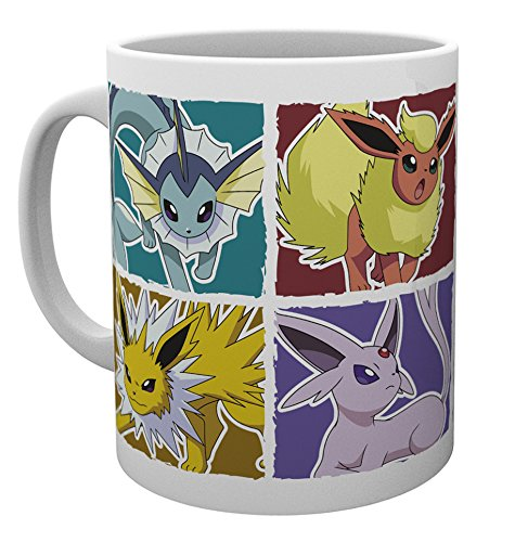 GB-Eye-LTD-Pokemon-Eevee-Evolution-Taza