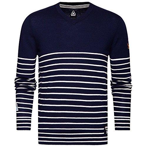 Gaastra Herren Shirt Longsleeve Waterway Blau