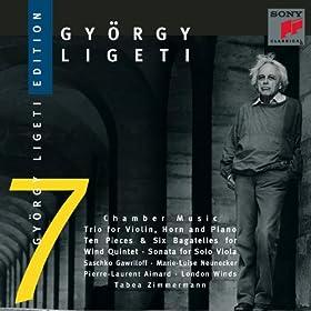 Ligeti: Chamber Music