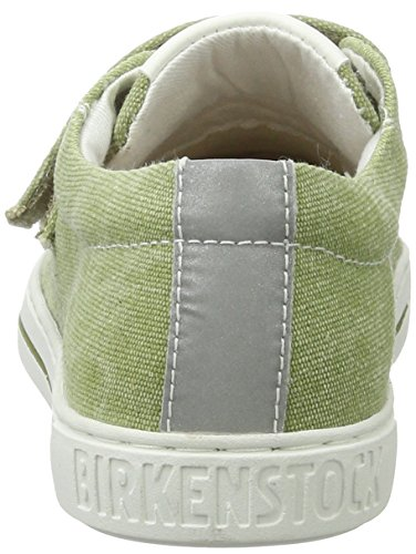 Birkenstock Arran Velcro, Basses Mixte Enfant (Kaki)