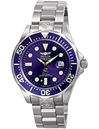 Invicta Pro Diver Men's Analogue Classic Automatic Watch with Stainless Steel Bracelet – 3045