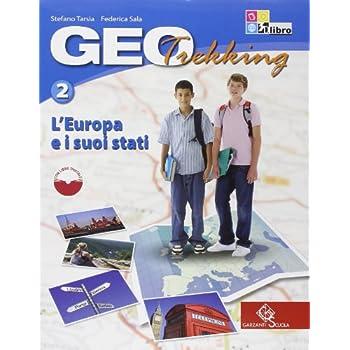 Geotrekking. Per La Scuola Media. Con Espansione Online: Geotrekking 2 +Ld
