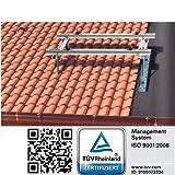 Dachkonsole für Klimaanlagen Inverter Universal Halter Schrägdächer 10° bis 40°