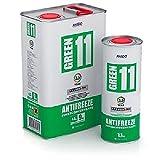 XADO Kühlerfrostschutz Grün 4 Liter Kühlmittel Kühlflüssigkeit für Kühler