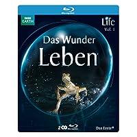"""Life - Das Wunder Leben. Vol. 1. Die Serie zum Film """"Unser Leben""""  (Limited Steelbook) [Blu-ray]"""