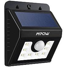 Mpow Luci Solari Lampada Wireless ad Energia Solare da Esterno