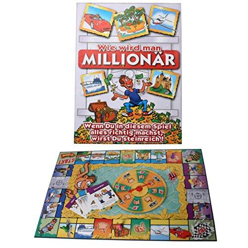 Preisvergleich Produktbild Udo Schmidt GmbH & Co Schmidt Udo 67073 - Spiel Millionär