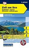 Zell am See, Saalfelden, Kaprun, Glemmtal, Unterpinzgau: Nr. 11, Outdoorkarte Österreich, 1:35 000, Freemap on Smartphone included (Kümmerly+Frey Outdoorkarten Österreich)