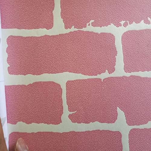 3D imperméable à l'eau de papier peint pvc auto-adhésif non-tissé salon TV fond mur chambre moderne papier peint européen auto-adhésif 53x500cm -