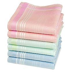 Baumwolltaschentücher Frauen