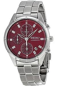Seiko Reloj de cuarzo SNDX49P1 Metal 36 mm de Seiko